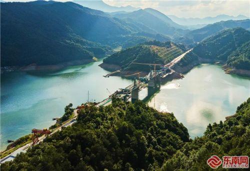 福建将新添一处出省交通要道 从永定到广东梅州仅需30分钟
