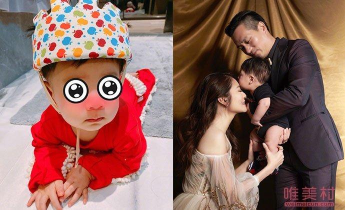 安以軒懷二胎 曬照官宣二胎照片透露二胎預產期