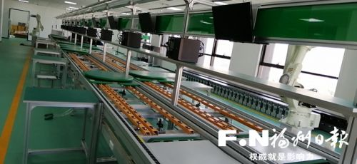 """晋安湖""""三创园""""数字产业再发力 信创电脑有了""""晋安造"""""""