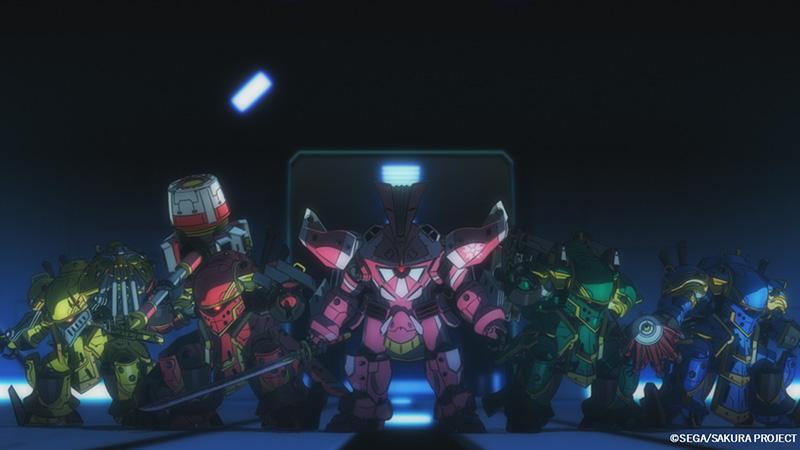 《新樱花大战》动画最新话剧照 最终决战开幕