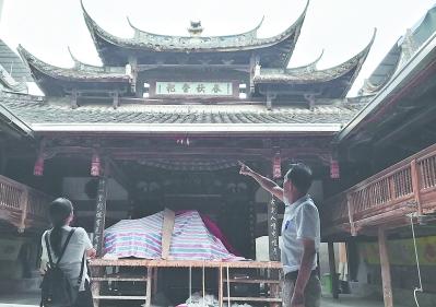 """福安:为百年民居重燃文化""""烟火气"""""""