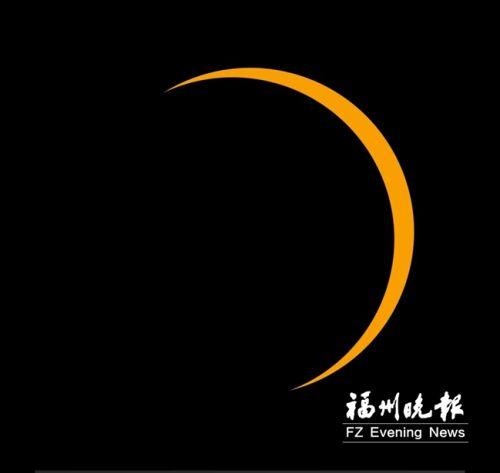 本周日有望�^�p罕�日偏食 �延^程度可媲美2012年日�h食