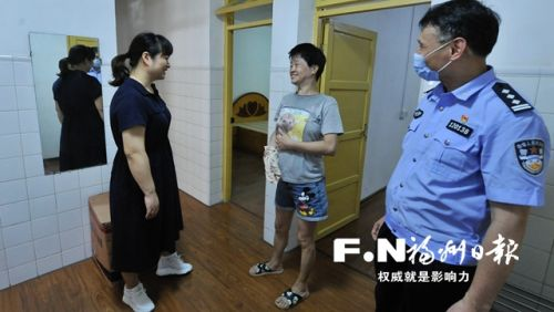 福州臺江區有關部門多方奔忙獻愛心 低保戶林娜喜遷新居