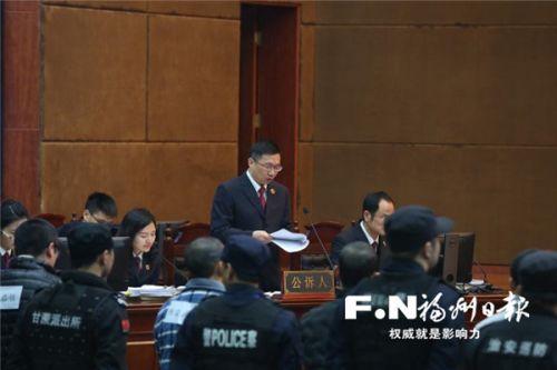 闽侯县检察院向黑恶势力亮剑 23人黑社会性质组织被打掉