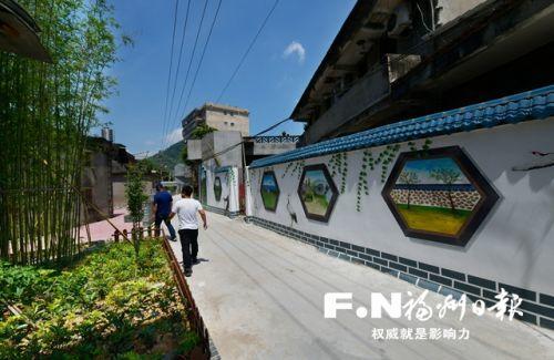 """探访长乐区两座美丽乡村:东街""""藏""""古意 湖里高颜值"""