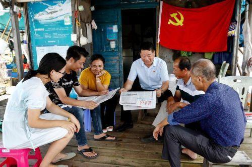 福建省干部群众持续深入学习《习近平在福建》采访实录