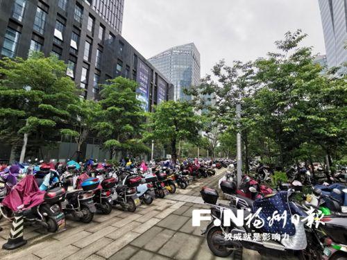 ?福州台江打造两大规范停车示范区