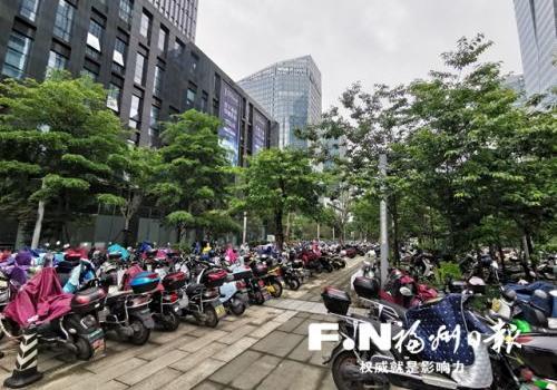 福州台江打造两大规范停车示范区