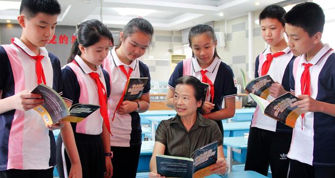 福州:禁毒宣傳進校園