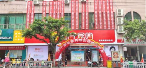 苏宁首家·家电家具综合店盛大开业131