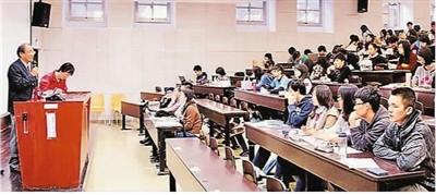 台湾高校教师日趋高龄化 逾50岁教师占比近60%