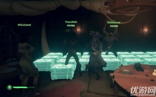 盗贼之海幽灵舰船怎么打 幽灵舰船BOSS打法攻略