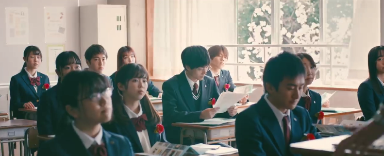 漫改真人电影《飙速宅男》预告公开 8月14日上映