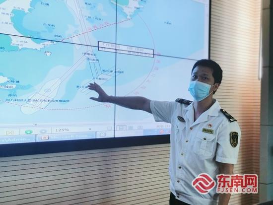 湄洲湾口船舶定线新规7月1日起实施