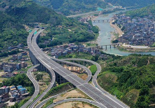 莆炎高速福州段30日12时通车 市区去嵩口快30分钟