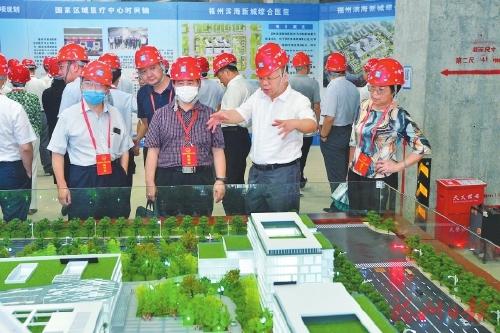 聚焦福州新腾飞 提升生态新优势