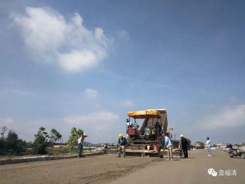 好消息!7月10日,福清这条路可望全线通车!