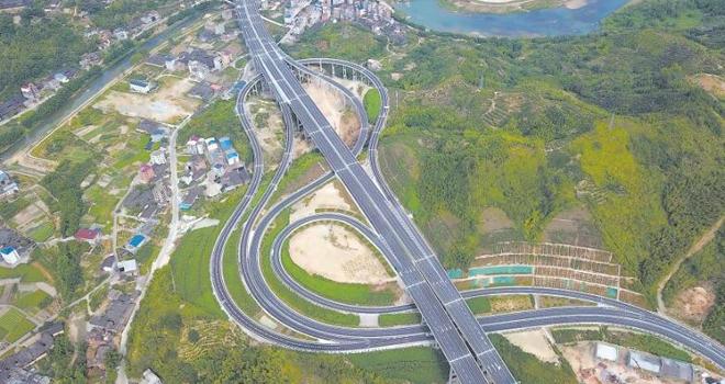 莆炎高速福州段通车