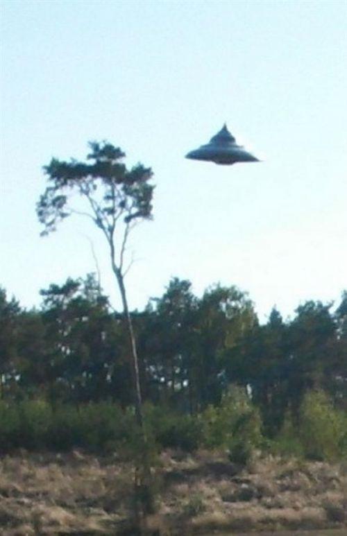 40年来最清晰UFO目击照实为恶作剧 图片详情曝光真相令人无语