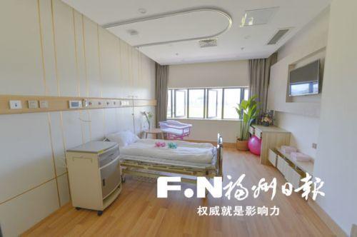 福州市妇幼保健院新院一期完工 预计今年国庆投用