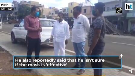 印度男子萬元定制黃金口罩防疫怎么回事 男子為什么定制黃金口罩