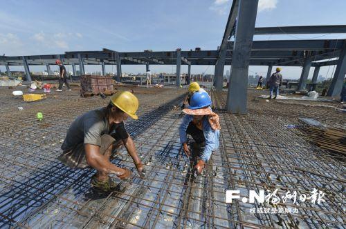 """福州""""五個一批""""社會事業與民生項目達350項 總投資1624億元"""