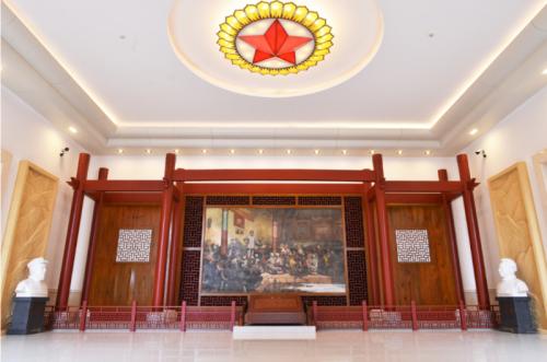 福建唯一!古田會議紀念館入選中華民族文化基因庫(一期)