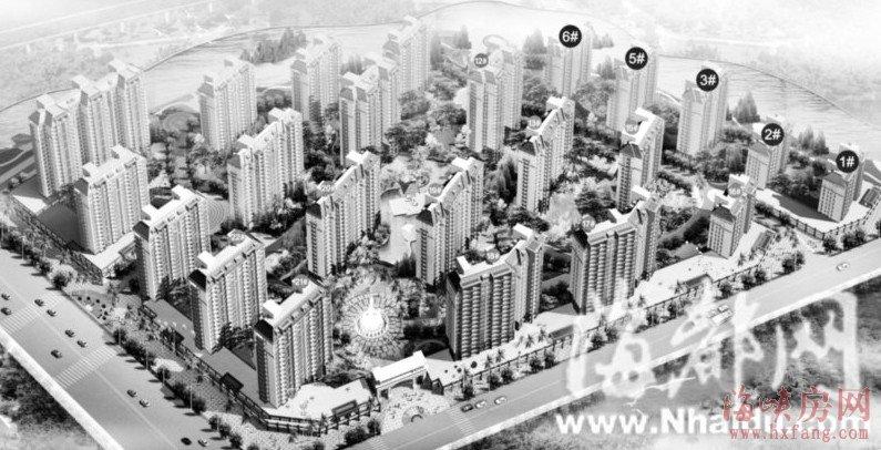 海韵国际城 投资青口正当时