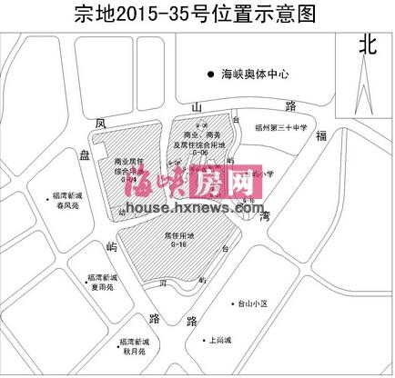 宗地2015-35号位置示意图