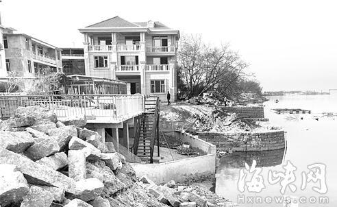 福州高新区上街镇:为何难遏填江违建